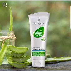Aloe Vera Възстановяващ крем за стъпала 100мл