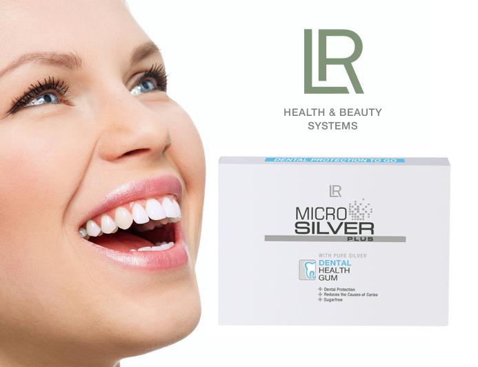 MICROSILVER Plus Tooth Дъвка за дентална грижа 10 х 1,4гр