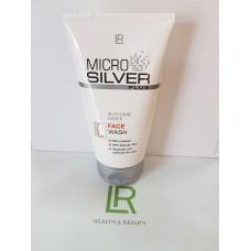 MICROSILVER Plus Face Измиващ крем 150мл